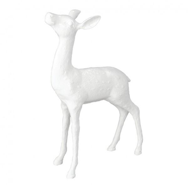 Reh, stehend, 62x40x12cm, Kunstharz