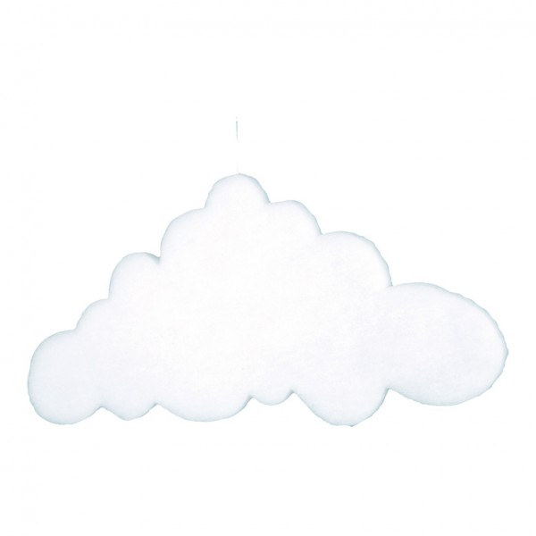 Wolke, 50cm, Vlies