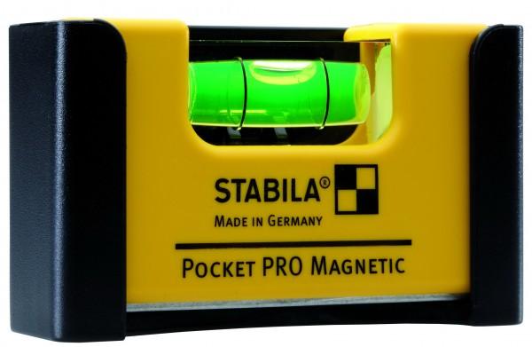 Mini Wasserwaage Pocket PRO Magnetic