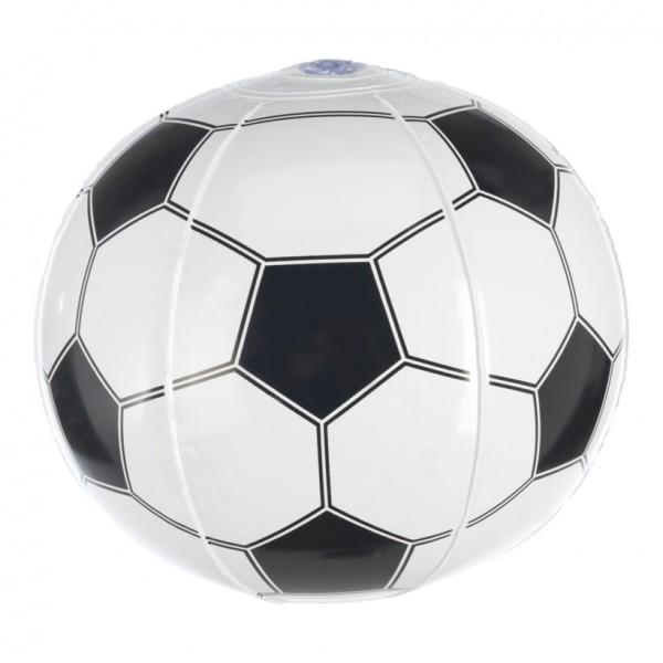 Fußball, Ø 20cm, aufblasbar, Plastik