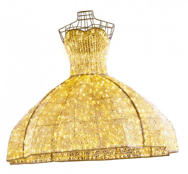 Illuminated Dress 'Henrietta'